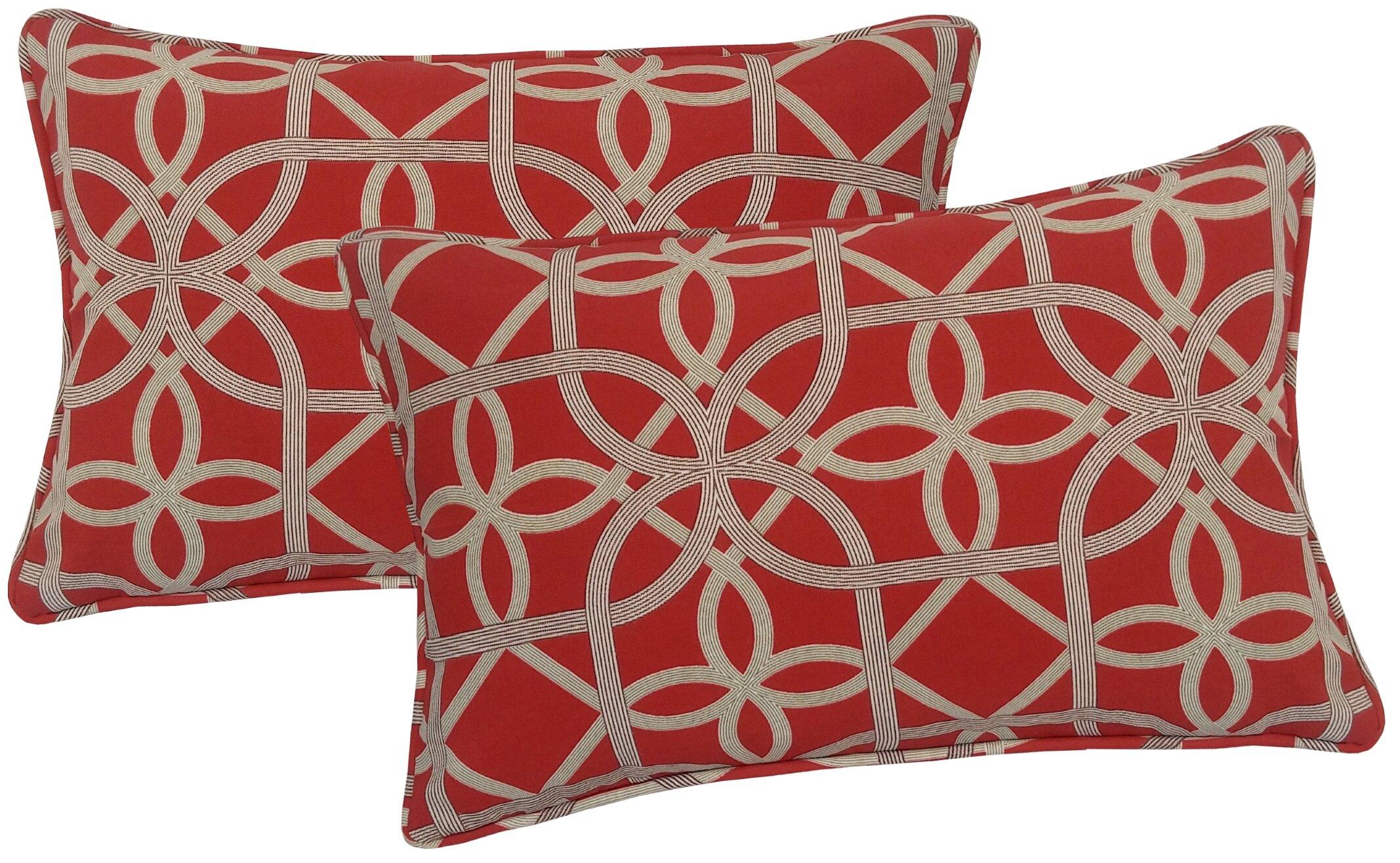 set pillow decorative pillows of extra rectangular lumbar beautiful long outdoor in