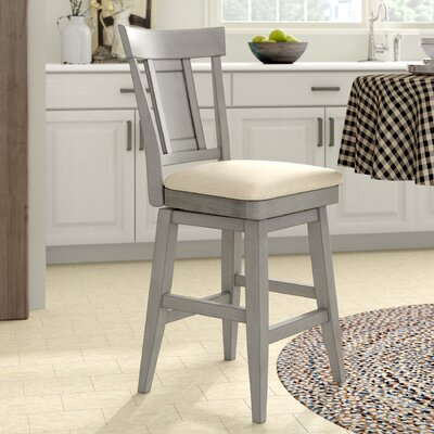 Full Back Counter Height Bar Stools You Ll Love Wayfair Ca