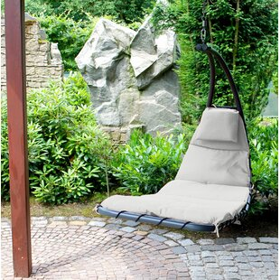 Dream Hanging Chaise Lounger with Stand by All Home