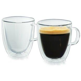 a5778e88182 Glass Coffee Mugs   Tea Cups You ll Love