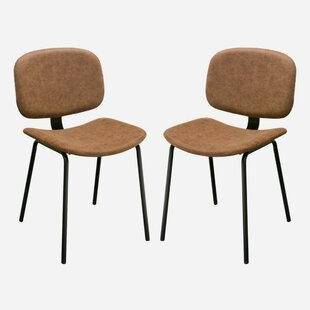 Tejada Upholstered Dining Chair (Set of 2)