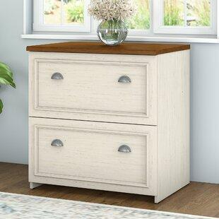 Oakridge 2 Drawer Lateral File Cabinet
