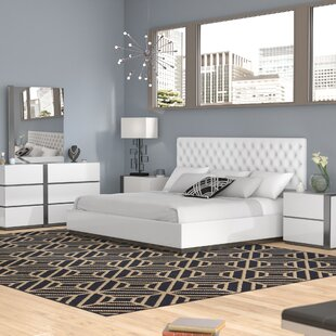 . King Modern   Contemporary Bedroom Sets You ll Love in 2019   Wayfair