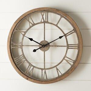 Wall Clocks Youu0027ll Love | Wayfair Photo Gallery