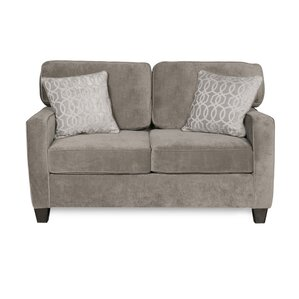 Paschall Standard Love Seat by Red Barrel St..