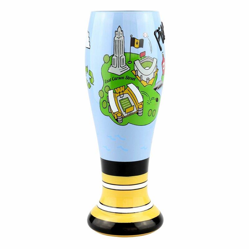 Chandrine 24 oz  Pilsner Glass