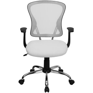 White Desk Chairs Youll Love Wayfair
