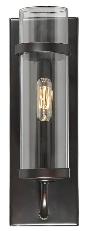 Trent Austin Design Poteau 1 Light Wall Sconce Amp Reviews
