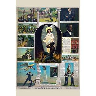 U0027African American Monumentu0027 Graphic Art