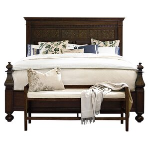 Camilla Panel Bed by Paula Deen Home
