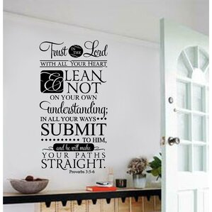 Religious Spiritual Wall Decals Youll Love Wayfair - Wall decals christian
