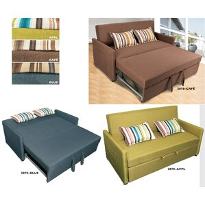 Corvallis Pull Out Sleeper Sofa by Latitude Run