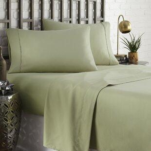 Dark Green Sheets | Wayfair