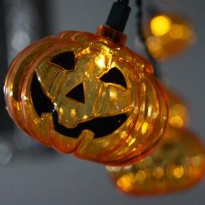 halloween lights youll love wayfair - Halloween Lights