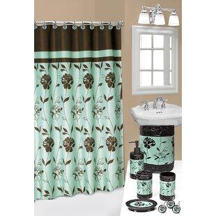 Cabella 18 Piece Bathroom Accessory Set