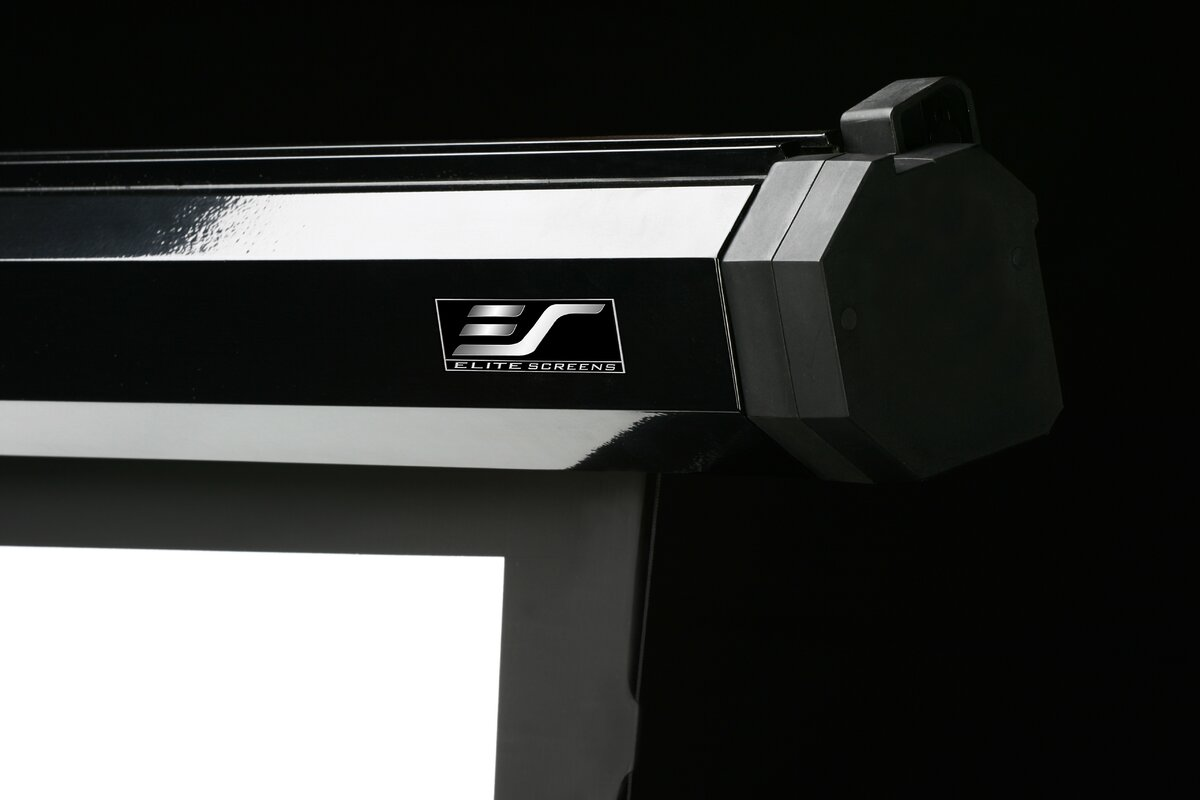 CineTension2 White 200'' Diagonal Electric Projection Screen