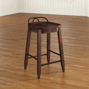 Swell Farmhouse Rustic Brown Bar Stools Birch Lane Beatyapartments Chair Design Images Beatyapartmentscom