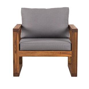 Lydon Patio Chair With Cushion