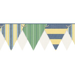 Nautical Living Pennant 15' x 8.5