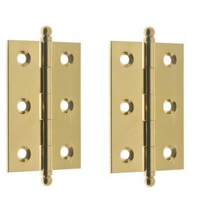 Satin Brass Cabinet Hardware | Wayfair
