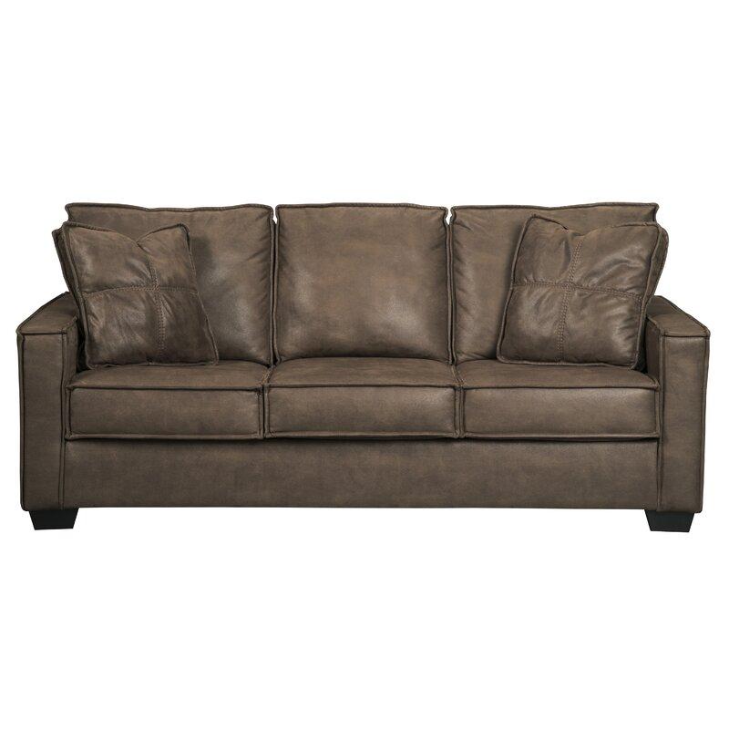 a4c5b5c83b7162 Loon Peak Nairn Queen Sleeper Sofa & Reviews   Wayfair