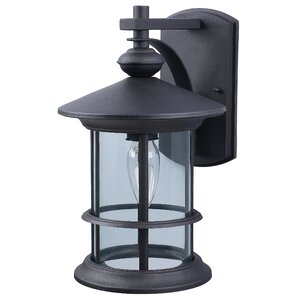Shaws 1-Light Outdoor Wall Lantern