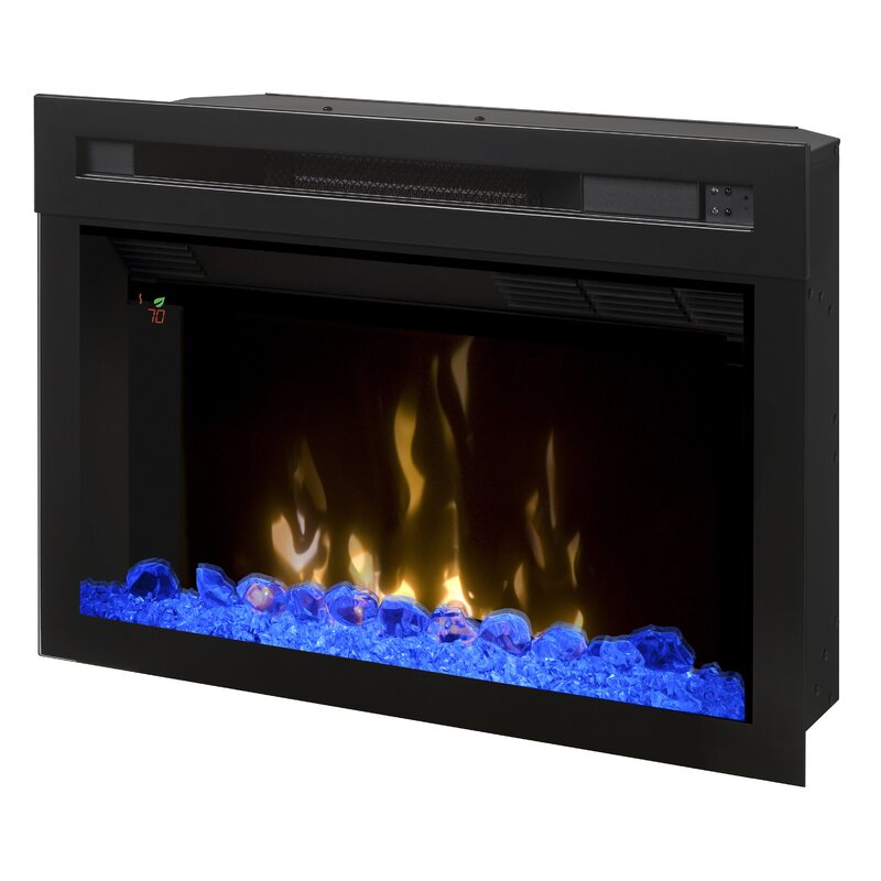 Dimplex Multi Fire Xd Wall Mounted Electric Fireplace Wayfair