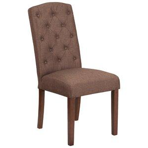 Hanaford Modern Parsons Chair by Charlton Home
