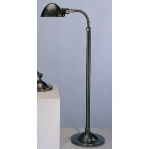 alvin pharmacy arched floor lamp