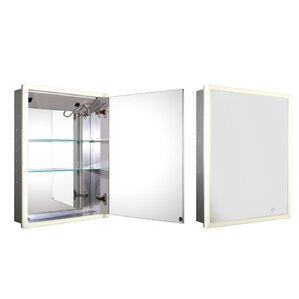 Side Lighting Medicine Cabinets Youll Love Wayfair