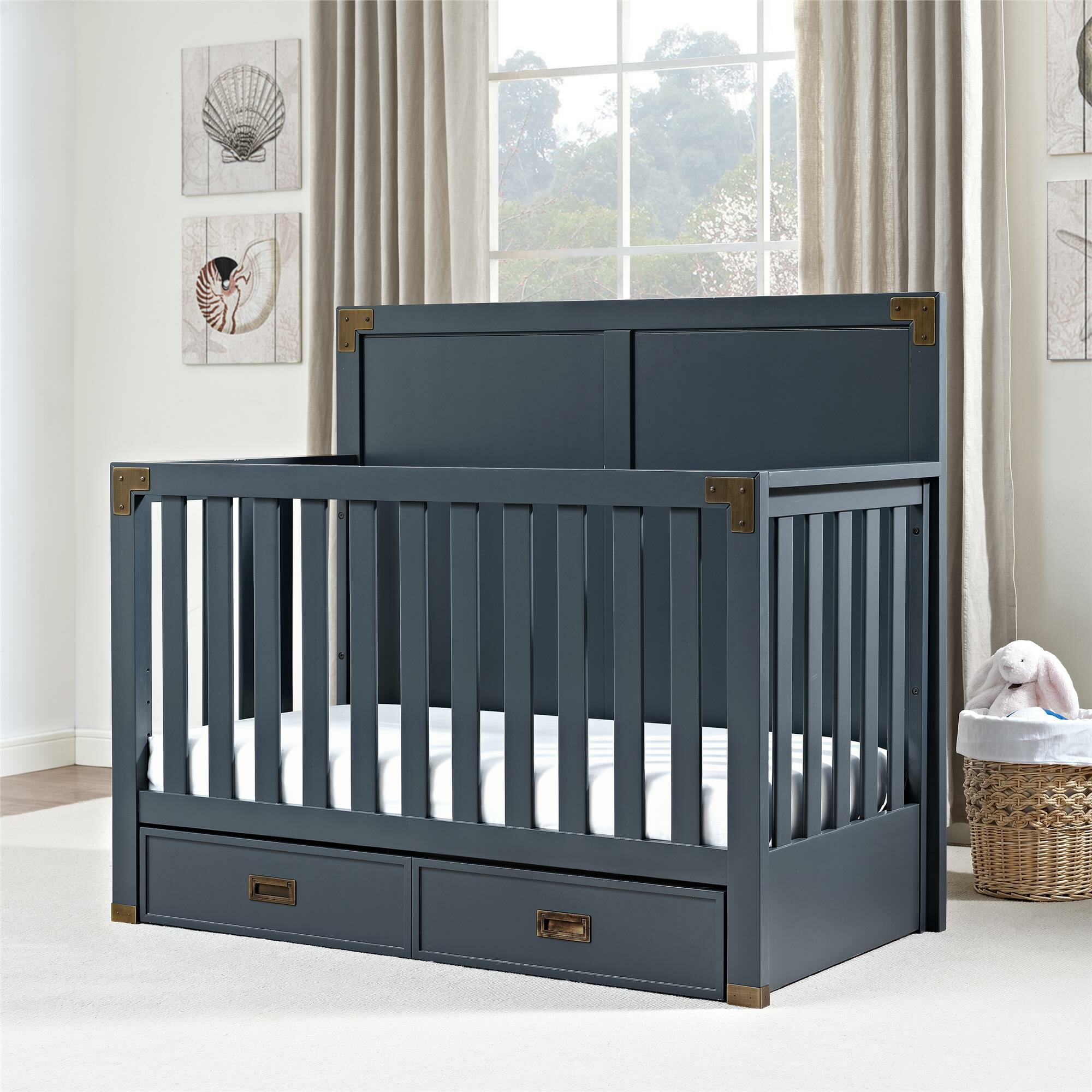 in drawers cribs solano crib com graco walmart ip with gray drawer pebble convertible