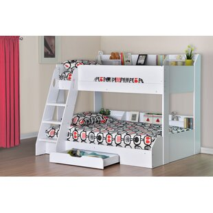 Rebecca Triple Sleeper Bunk Bed by Viv   Rae