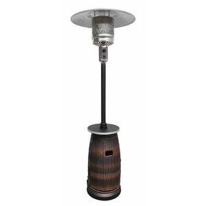 Tall 41,000 BTU Propane Patio Heater