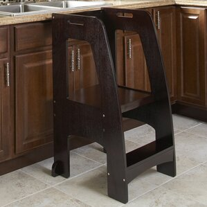 Step Up Kitchen Helper Step Stool & Kitchen Stool With Steps | Wayfair islam-shia.org