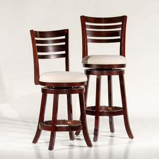 Orourke Bar & Counter Swivel Bar Stool