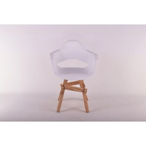 Icon Legenda Solid Wood Dining Chair by M..