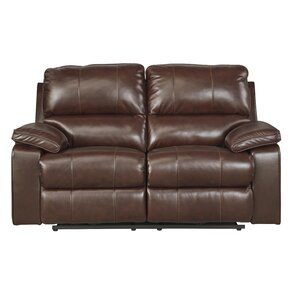 Stratford Reclining Loveseat by Red Barrel S..