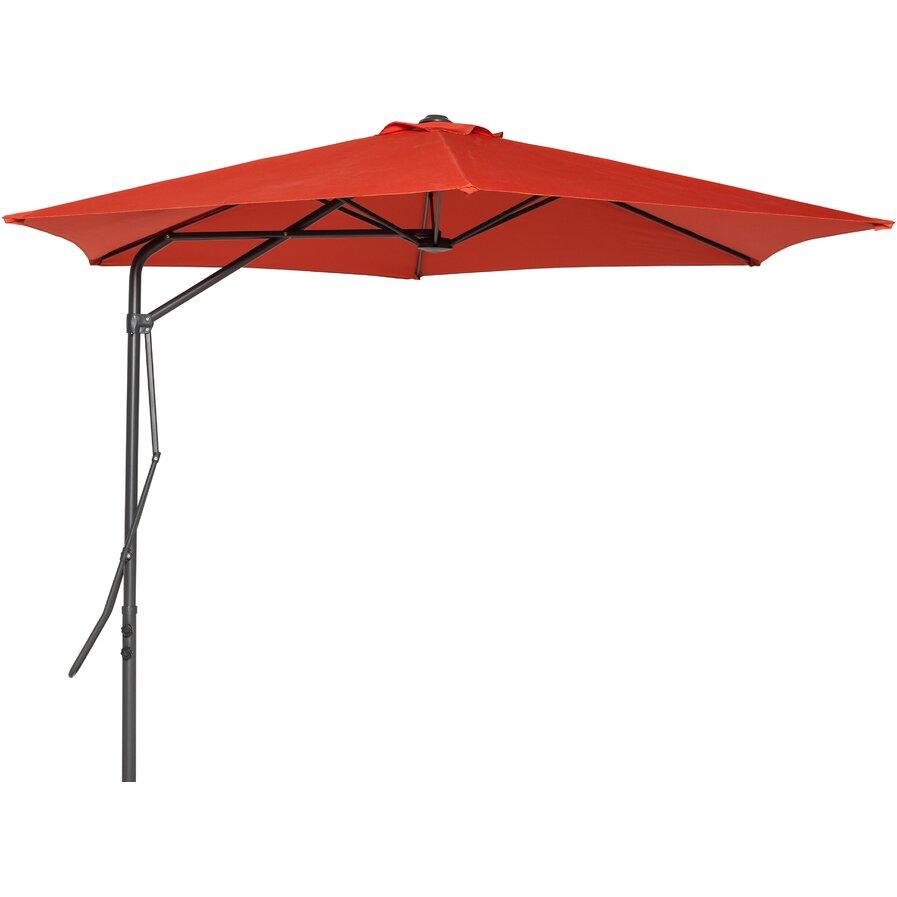 large outdoor umbrellas wayfair