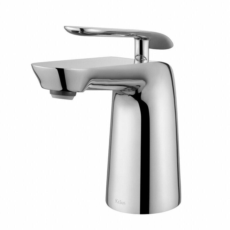 Kraus Seda Single Hole Bathroom Faucet & Reviews   Wayfair