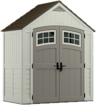 outdoor storage sheds deck boxes greenhouses you ll love wayfair