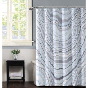 Modern Vince Camuto Shower Curtains Allmodern
