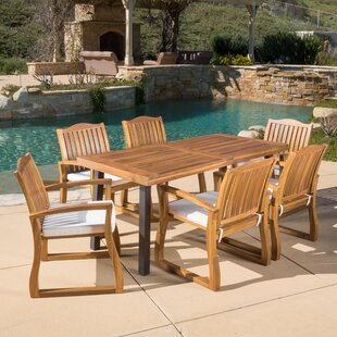 Isidore 7 Piece Dining Set