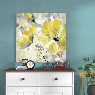 Flower Paintings & Botanical Wall Art You\'ll Love | Wayfair