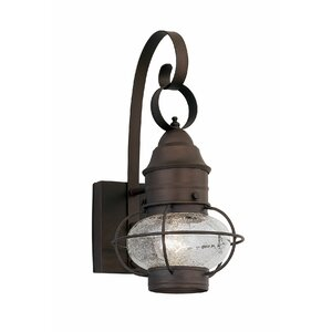 Chevalier 1-Light Outdoor Wall Lantern