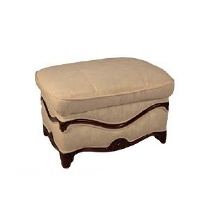 Leather Ottoman by Joseph ..