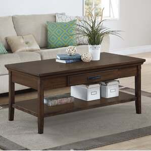 Rockwell Coffee Table by Hazelwood Home