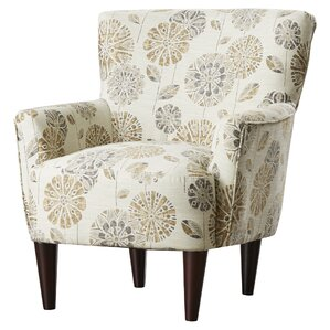 Hyde Park Madison Armchair by Three Posts