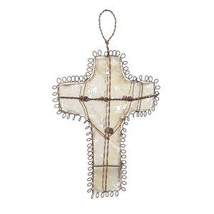 Grace Cross Ornament