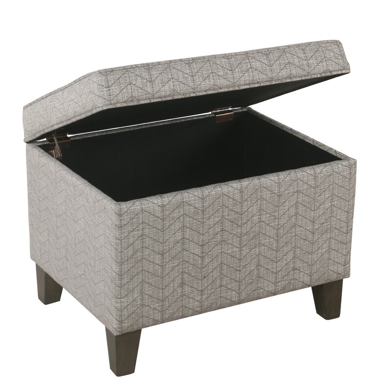 Prime Annet Storage Ottoman Gmtry Best Dining Table And Chair Ideas Images Gmtryco