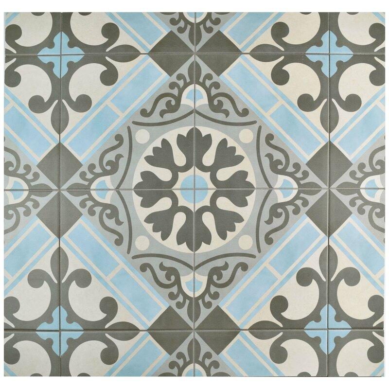 Coral Tile | Wayfair